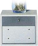 Pibbs - Minorca Cabinet w/ Glass Front