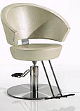 Salon Ambience - Flute Chair