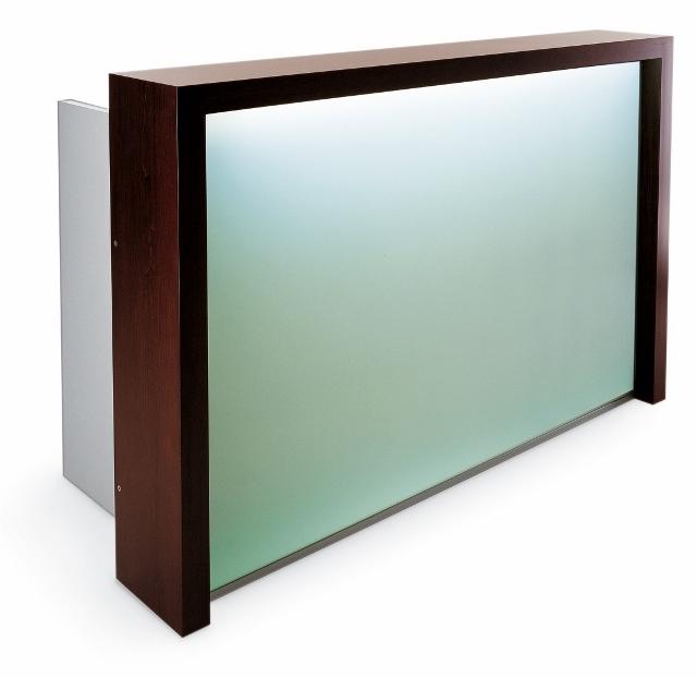 receptionist waiting equipment. Black Bedroom Furniture Sets. Home Design Ideas